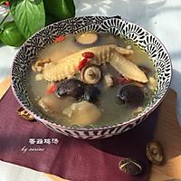 香菇鸡汤——汤浓味美营养多多的做法图解7