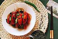 #最爱盒马小龙虾#青辣卤小龙虾的做法