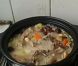 鸭架汤的做法