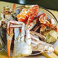 【避风塘炒蟹】的做法图解6