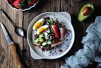 酸奶藜麦饭#10分钟早餐大挑战#的做法