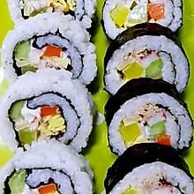 金枪鱼紫菜寿司卷