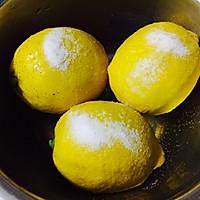 冰糖檸檬膏——潤肺、止咳、養顏的做法圖解1