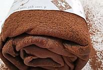 可可毛巾卷的做法