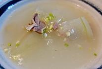 盐水鸭冬瓜汤的做法