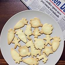 卡通脆饼干