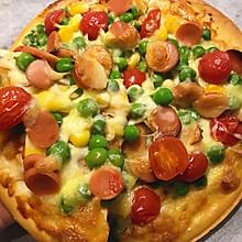 懒人版美味烤披萨