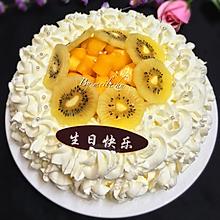 水果奶油蛋糕#豆果5周年#