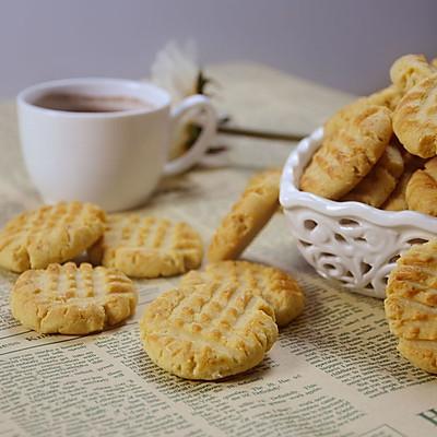 【花生香酥饼】——COUSS 出品