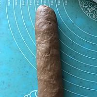 蜜豆面包的做法图解5