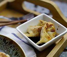 #精品菜谱挑战赛#胡萝卜牛肉煎饺的做法