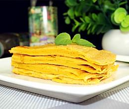 #菁选酱油试用之蛋黄饼的做法