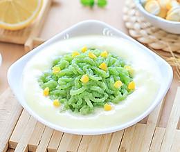 奶香蔬菜面的做法