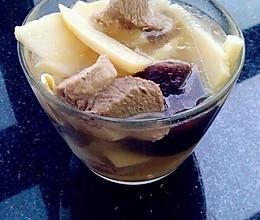 冬笋排骨汤的做法