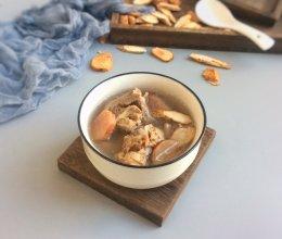 祛湿健脾: 土茯苓牛大力骨头汤的做法