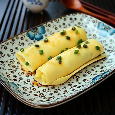 快手早餐蒸蛋肠
