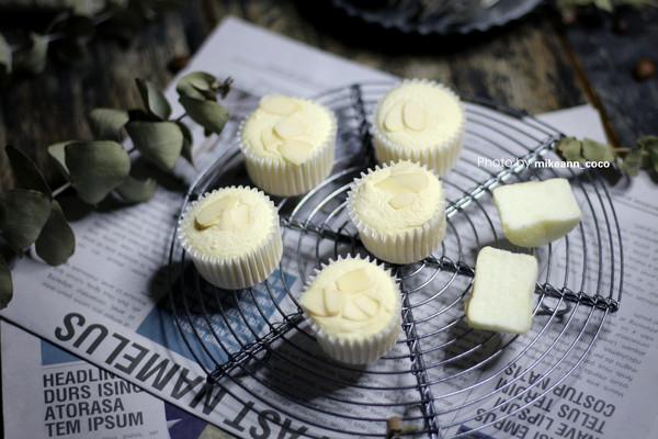 mini香草天使纸杯蛋糕的做法