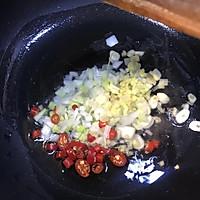 糖醋白菜的做法图解4