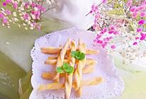 李孃孃爱厨房之一一奶香磨牙棒的做法
