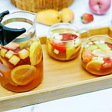 蜂蜜果茶#初春润燥正当时#