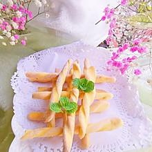 李孃孃爱厨房之一一奶香磨牙棒