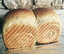 伯爵红茶面包的做法
