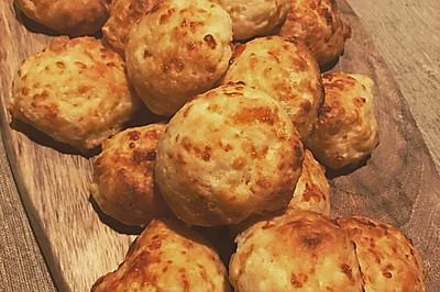 芝士木薯面包球Pão de queijo