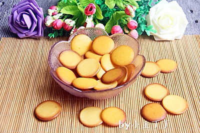 鸡蛋饼干#烘焙梦想家(华东)#