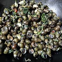 #中秋团圆食味#佛山——中秋必吃的炒螺的做法图解5