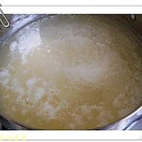 山药枸杞小米粥的做法图解2