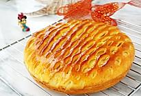 #安佳食力召集,力挺新一年# 网纹猕猴桃果酱面包的做法