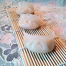 水晶虾饺(家常)