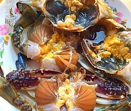 韩式酱蟹的做法