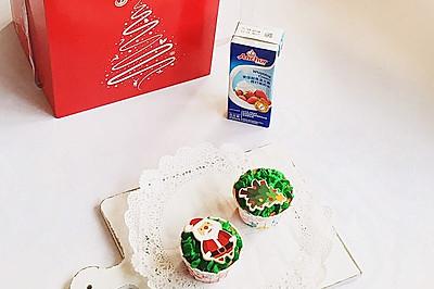 圣诞蛋糕杯