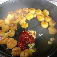干煸小土豆的做法图解4