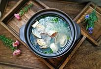 #炎夏消暑就吃「它」#花蛤汤的做法