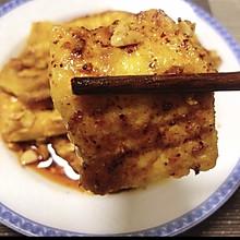 香煎豆腐.家常版