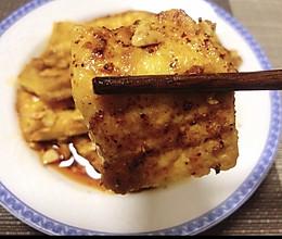 香煎豆腐.家常版的做法