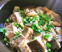 啫啫鱼煲(百秒黄花鱼)林大厨亲授的做法