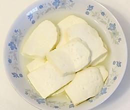 素蒸乳饼的做法