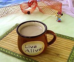 综合麦片浆#雀巢营养早餐#的做法