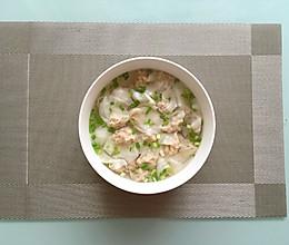 海参鲜肉小馄饨(高规格的营养早餐)