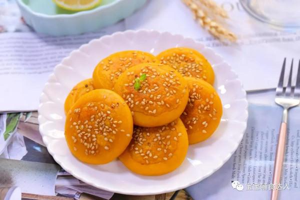 果香红薯饼 宝宝辅食食谱的做法