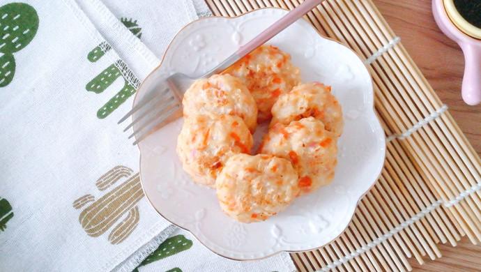 开胃解腻的萝卜小肉饼 宝宝辅食食谱