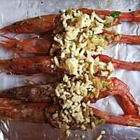 #夏日撩人滋味#香烤阿根廷红虾的做法图解6