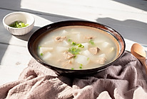 牛腩萝卜煲汤的做法