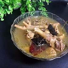 鸡骨草灵芝鸡汤