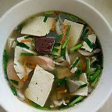 改良肉片汤