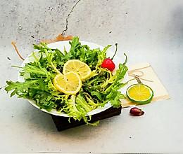 柠檬苦菊#雀巢营养早餐#的做法
