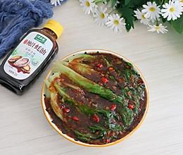 #百变鲜锋料理#蚝油生菜,简单快手的下饭菜的做法